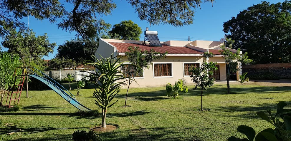 Ivory Guest House. Entire place