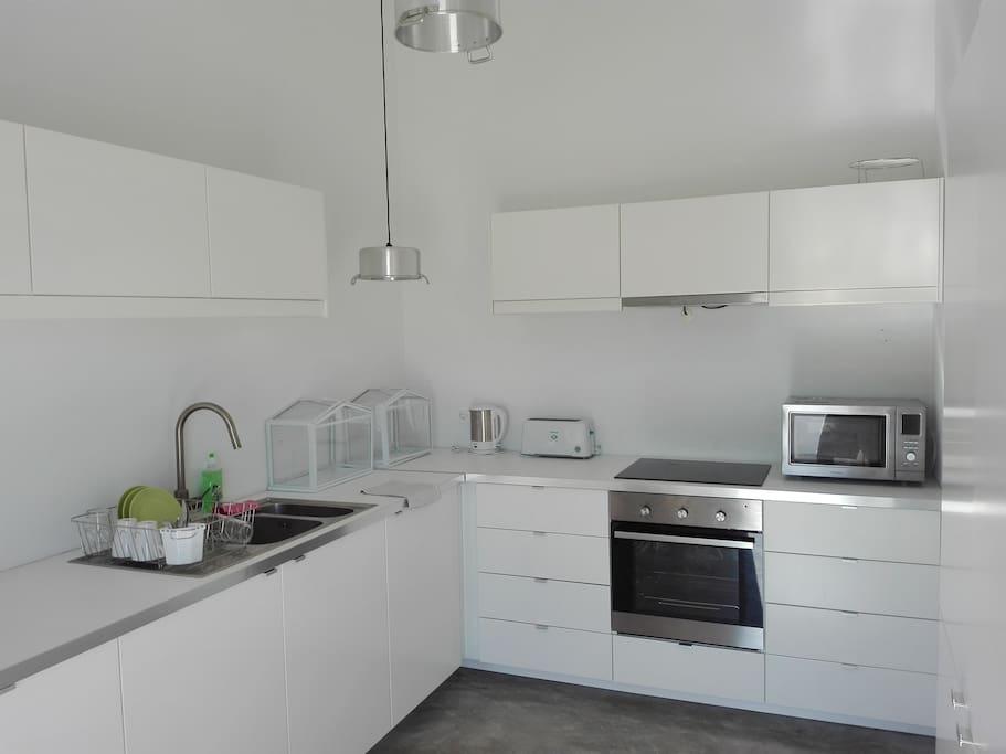Cozinha comum