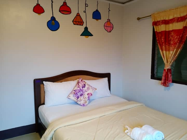 Double Room with Air-Condition