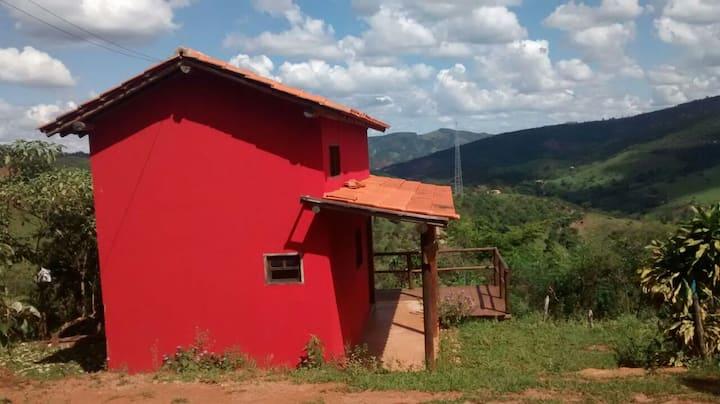 Chalé Cadiquim de Céu - Cachoeira do Tabuleiro