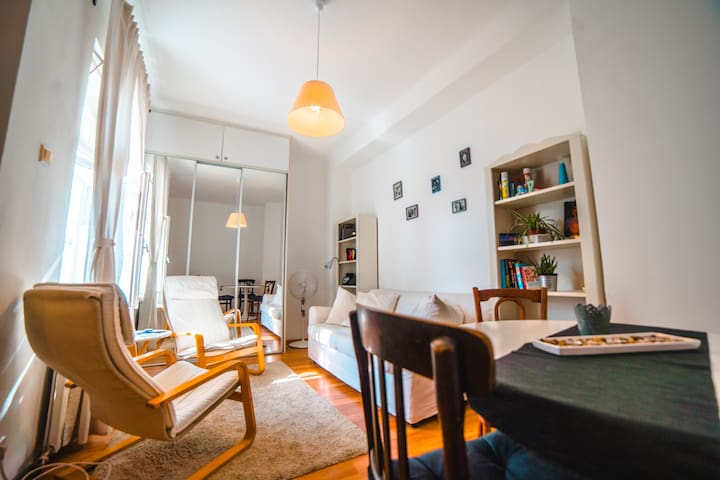 Peaceful apartment in the center of Budapest