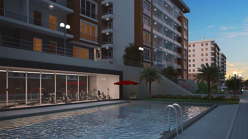 Sn Park Community İzmir, Aliağa - Aliağa - Appartement