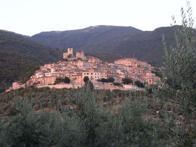 Enchanting Medieval Village Home - Stunning Views