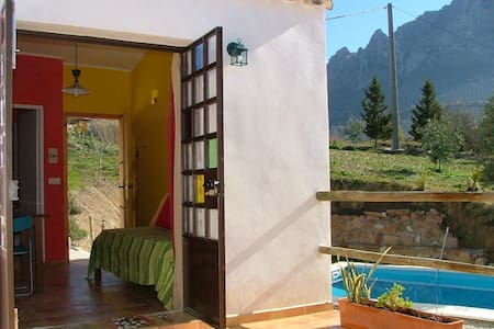 Apartamento rural en Pleno parque 2-3pax - Los Villares - Huoneisto