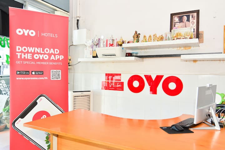 Standard Double in OYO 499 Pattaraporn Hotel