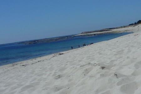 Maison proche des plages et ports de pêche - Treffiagat