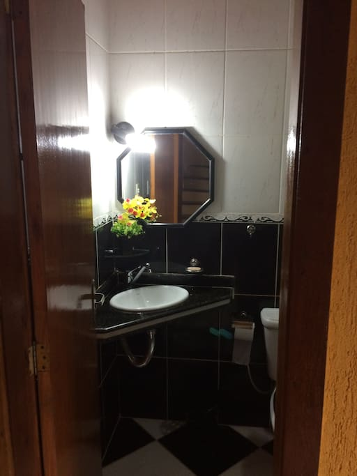 Banheiro 2 piso