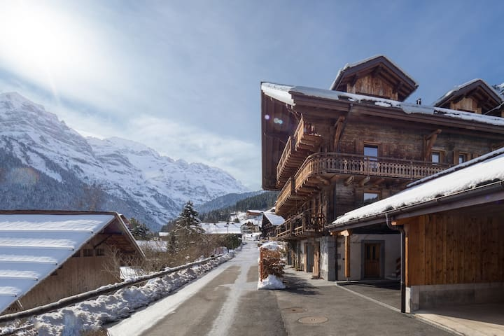 9BD Renovated Luxurious Swiss Chalet Amazing View