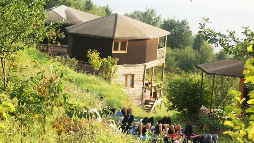 TREE OF LİFE ECO CAMP 1 Private Bungalov