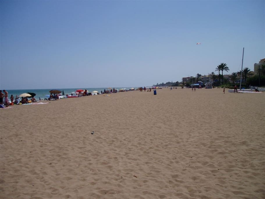 Playa Las Marinas
