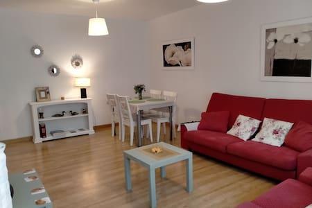 Apartamento Centrico y con mucha luz