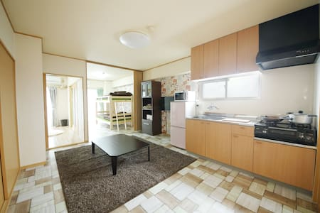 3BR/10people/10min toNagoyaSta/Free wi-fi - Apartment