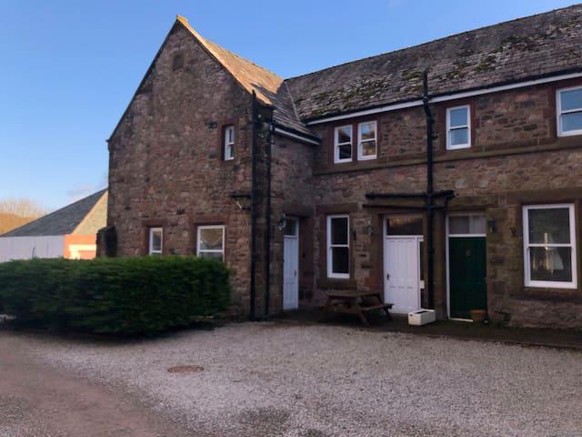 Lamplugh House - Irton Hall