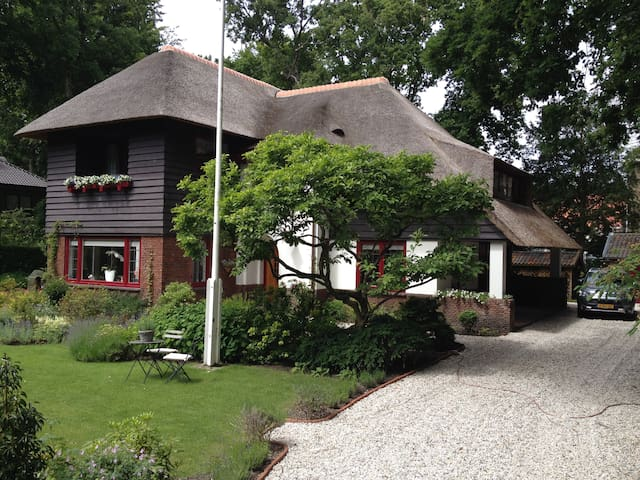 Beautiful villa 25 min to Amsterdam - Bloemendaal