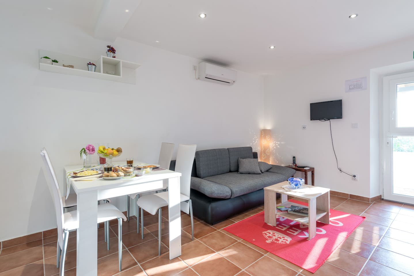 Living room - Welcome!