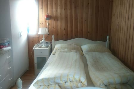 Cozy room,double bed +1 matress. - Bodo