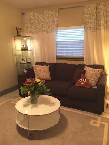 Cozy Museum District Home - Houston - Appartement