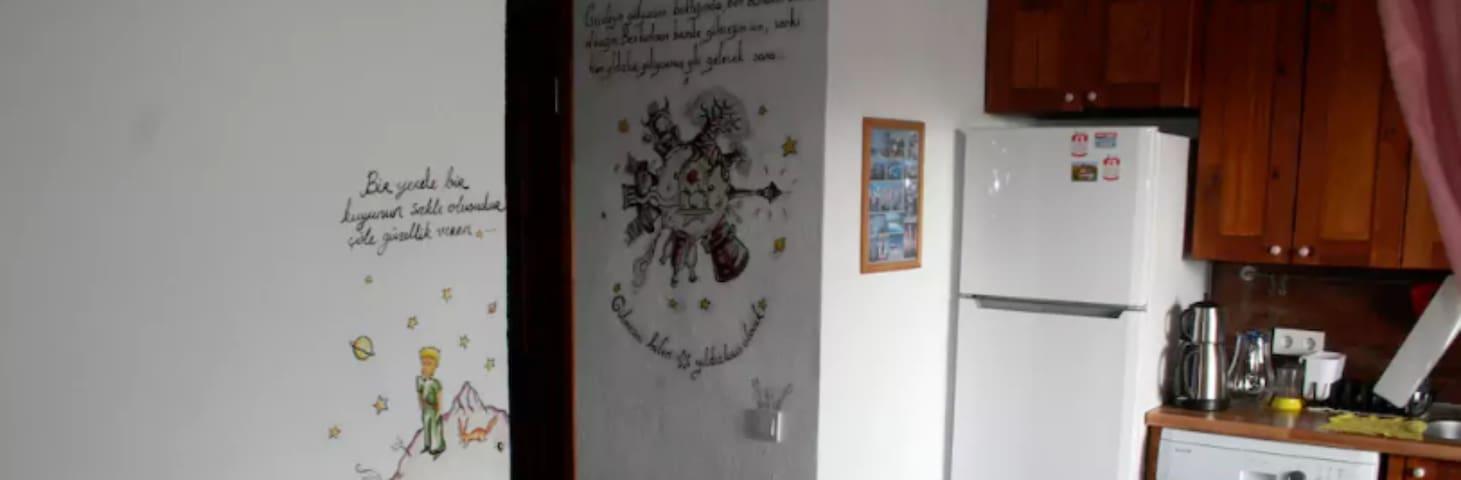 BODRUM Milas Boğaziçi Köyü Zergül Kent 3 TÜM EV - Boğaziçi Köyü - Casa