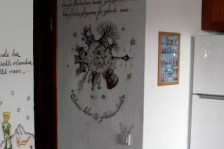 BODRUM Milas Boğaziçi Köyü Zergül Kent 3 TÜM EV - Boğaziçi Köyü