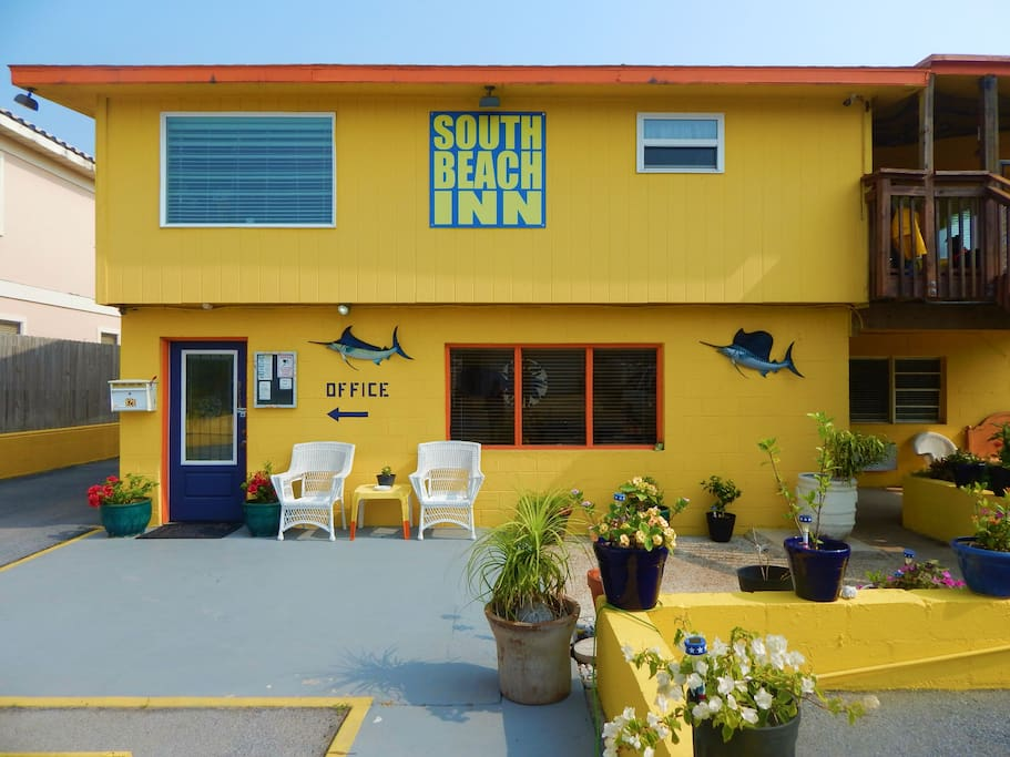 Welcome to South Beach Inn