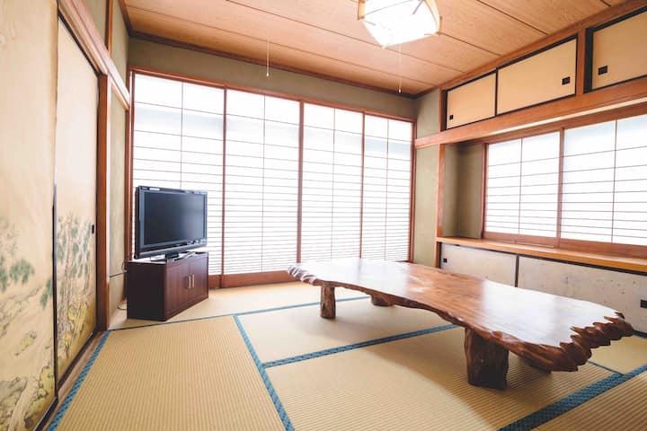 (Pick-Up service) Fuji Lakeside House