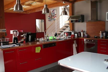 loft en duplex - Arfeuilles - Rumah