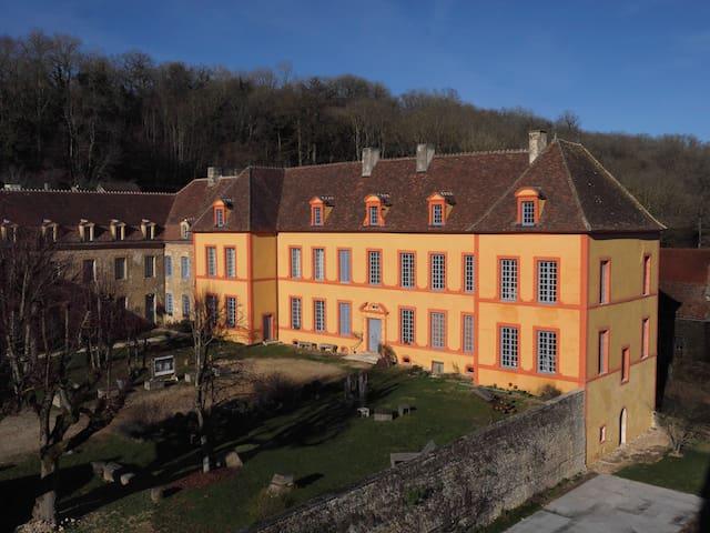 Château Sainte Colombe  26 pers.