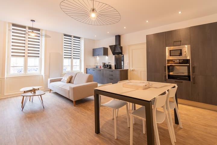 suite Vitalie - 4p. - premium - centre-ville