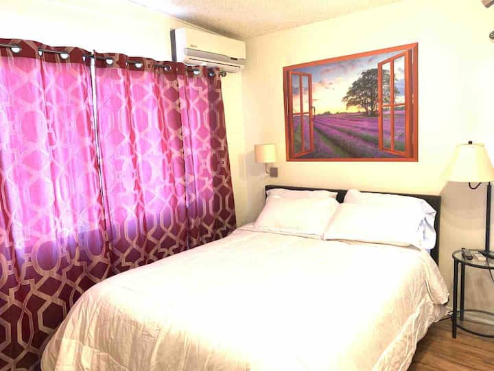 Guest suite with private entrance in good location