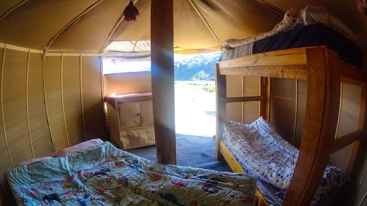 Cabana Yurta Mongolia
