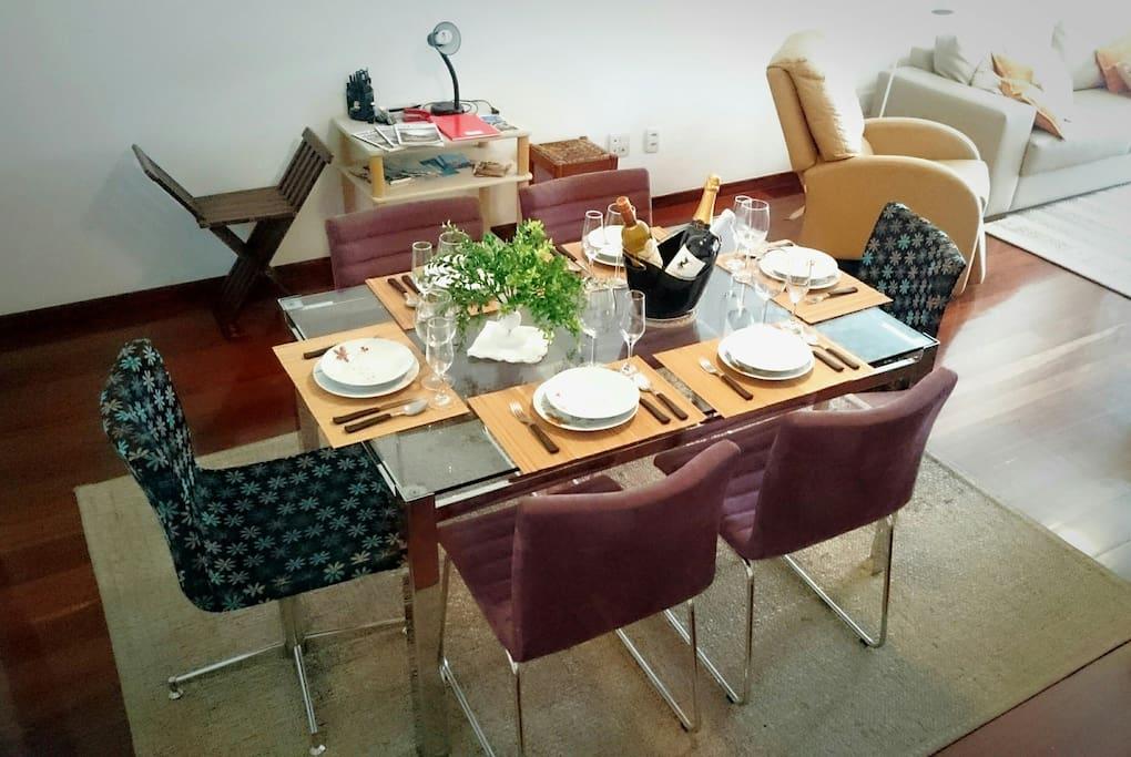 Jantar / Dinning / Comedor