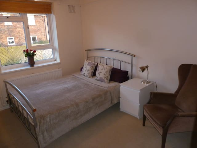 Cosy private room in Castle Cary - Castle Cary - Apartament