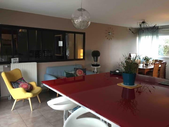 Maison près Rennes idéale pour découvrir bretagne