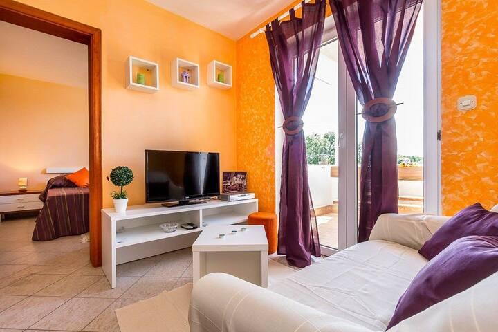 Apartment House Kapovica (73617-A1)