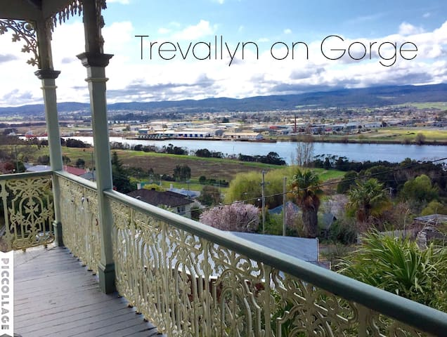 Trevallyn on Gorge - Trevallyn - Talo