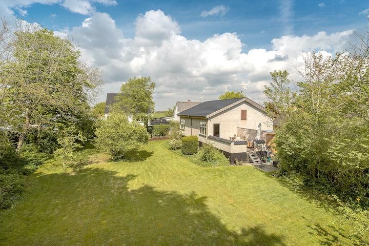 Hyggeligt hus centralt i Nordjylland