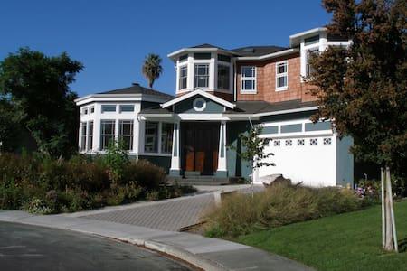 Beautiful home, 5 mi to Stadium [1] - Santa Clara - Bed & Breakfast