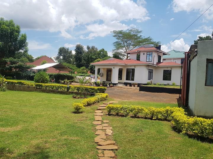 Massawe Shanty Town Home