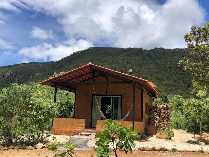 Chalé Ecológico Solar das Siriemas