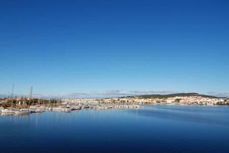 Vue magnifique au Cap d'Agde - Agde - Apartment