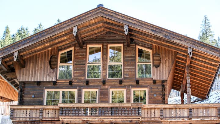 Montana Chalets Hochfügen Zillertal