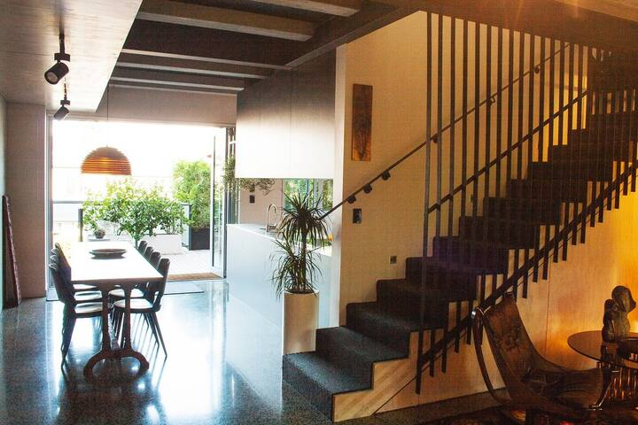 Freemans Bay Mid Century meets modern Architecture