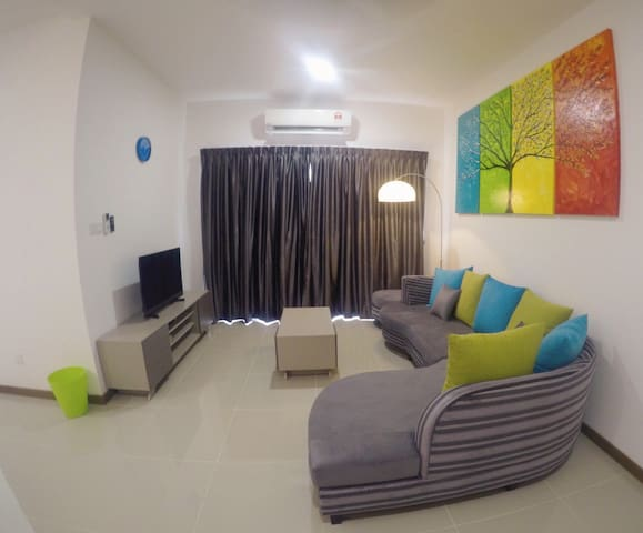 Migliore Homestay @ MontBleu Residence, Ipoh - Tambun - Townhouse