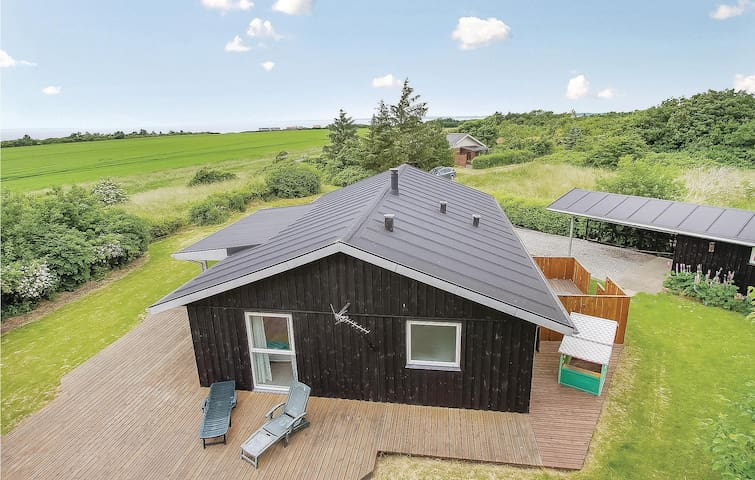 Holiday cottage with 3 bedrooms on 112m² in Vinderup