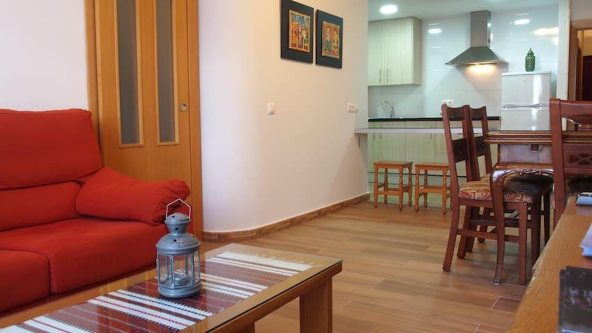 Economic apartment near city centre - Málaga - Lägenhet