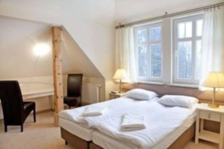 Appartament 2-4 osob ze Śniadaniem Villa Lessing