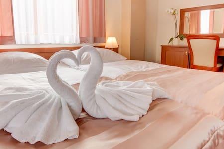 Pokój trzyosobowy w hotelu Turnie - Suche - Bed & Breakfast
