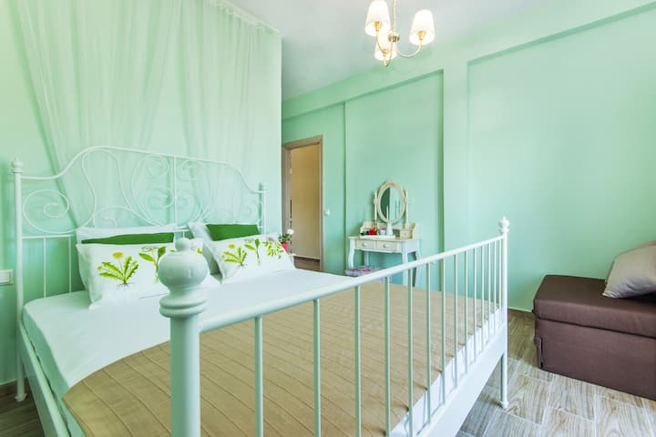Vintage place (3bed-sea view)