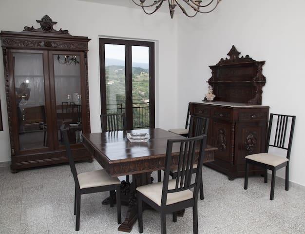 Appartamento panoramico Centro storico. - Belvedere Marittimo - Appartement