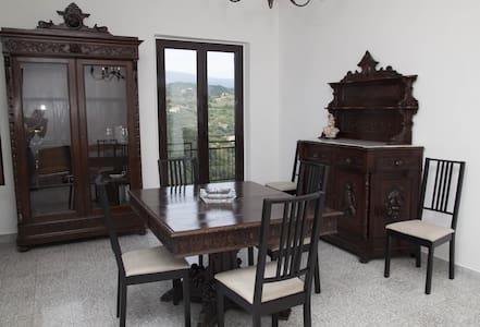 Appartamento panoramico Centro storico. - Belvedere Marittimo